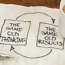 same old thinking